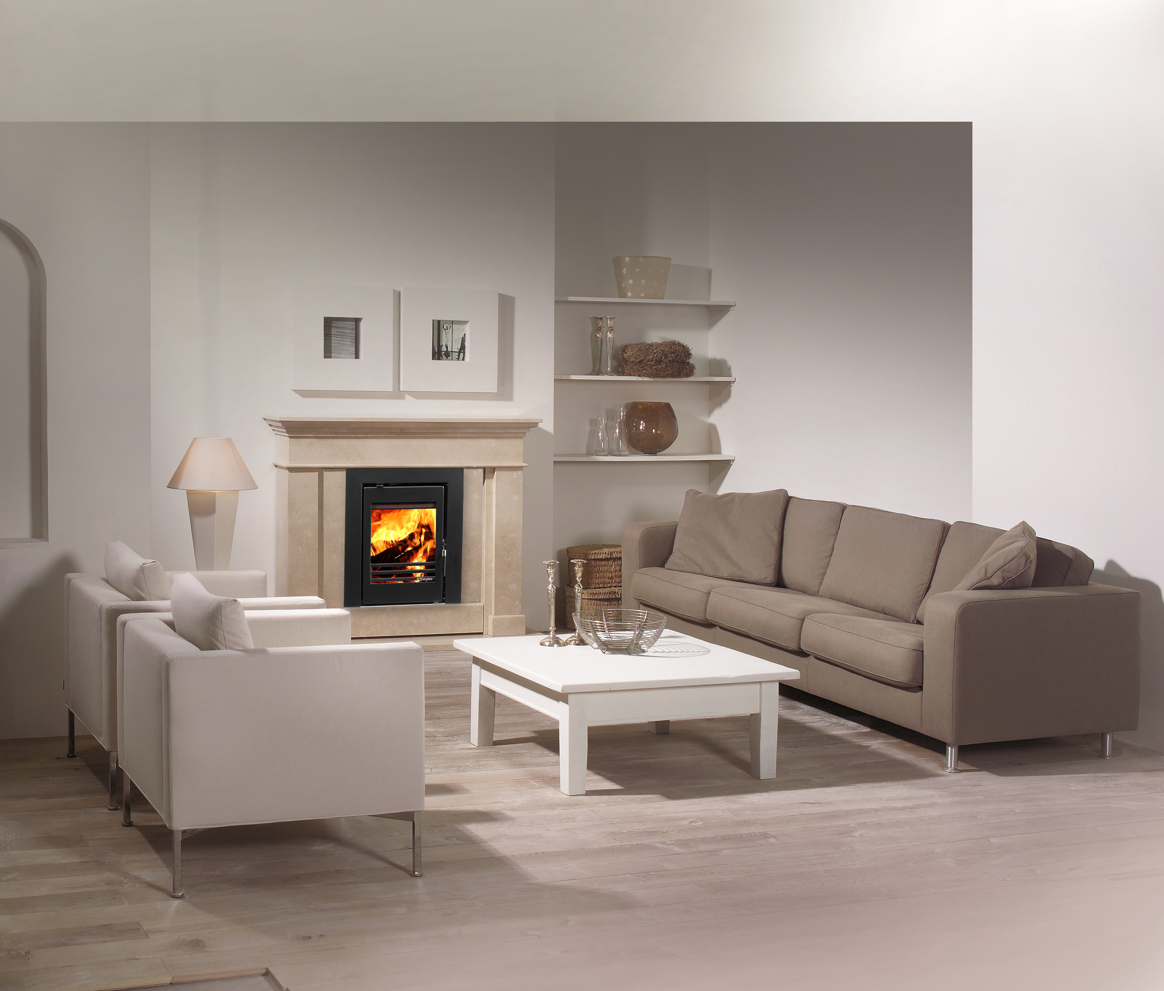 Riley Inset Stove