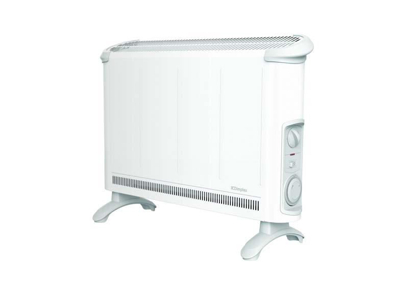 402TSTI - 2kw convector heater with time