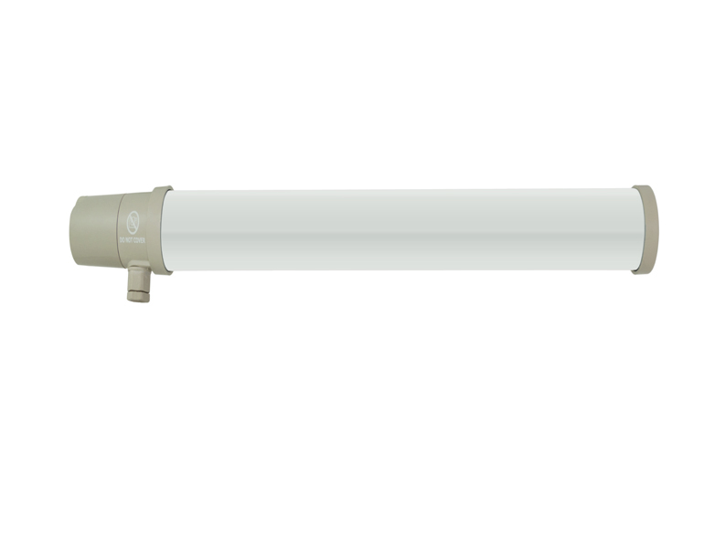 ECOT2FT – 2ft Tubular heater with thermostat