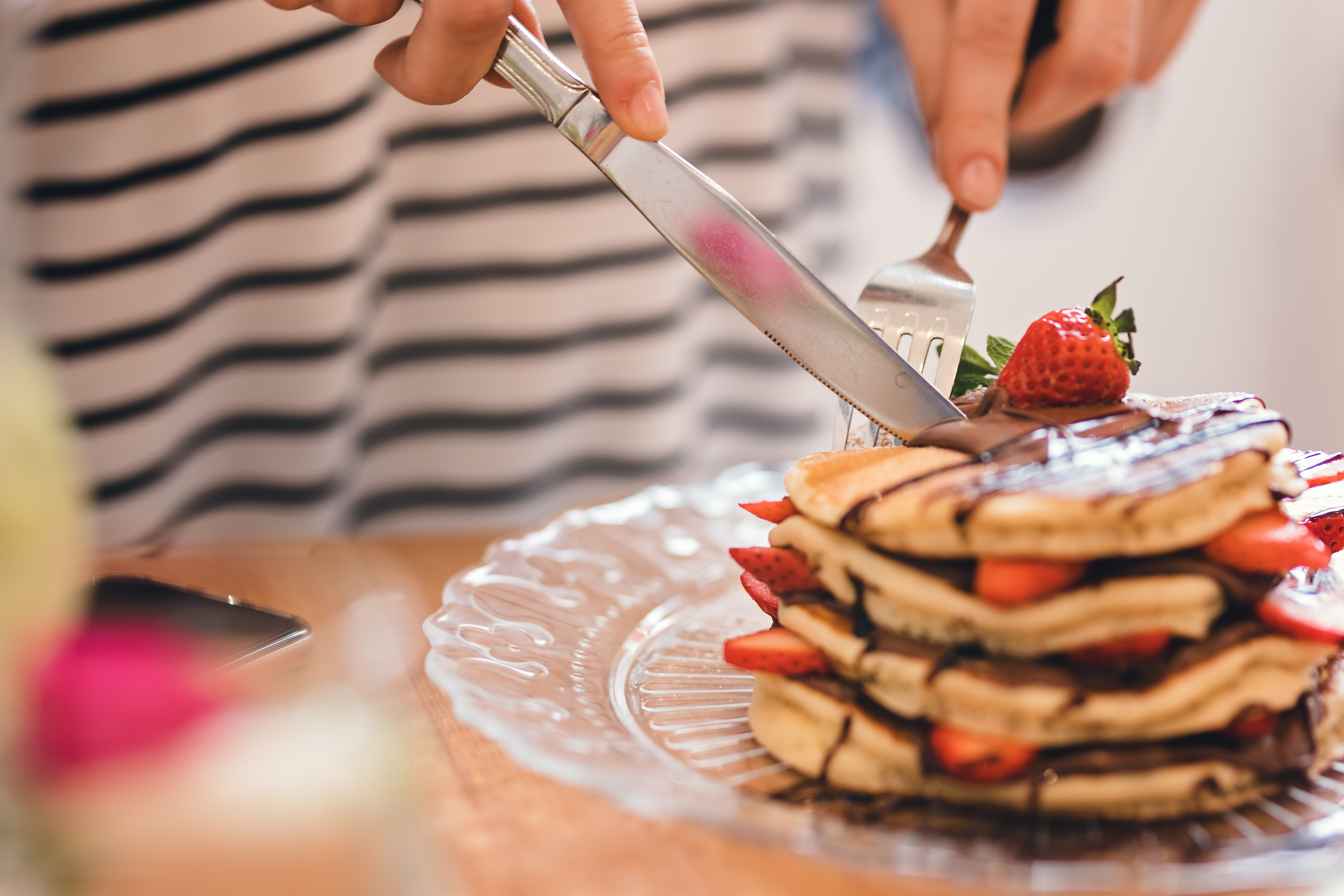 Immensely inviting ideas to choose from this Pancake Chooseday!