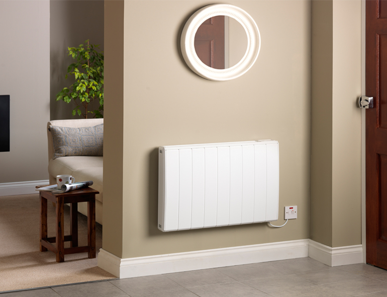 Q-Rad Electric Radiator