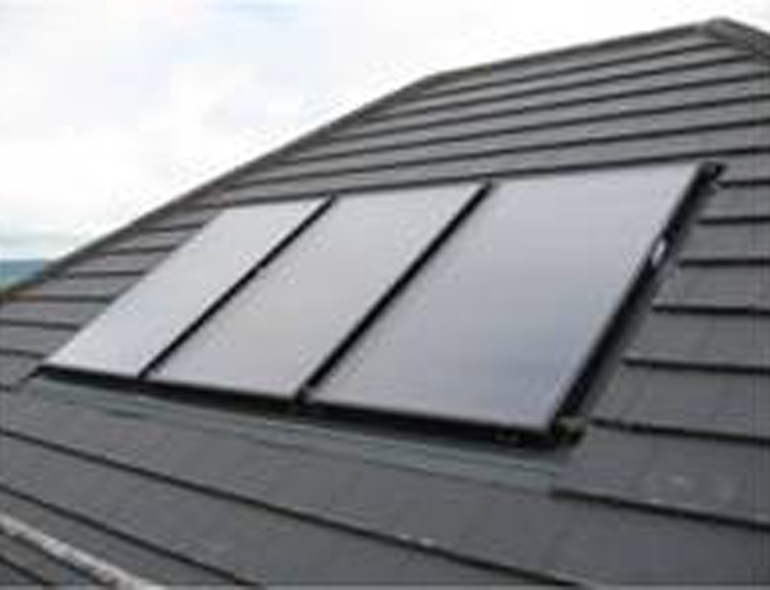 Solar Integrated Roof Tile Kits
